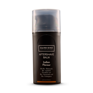 Aftershave Balm Indian Flavour