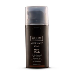 Aftershave Balm Warmwoods