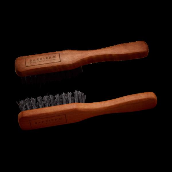 Barbiero Bartbürste mit Griff