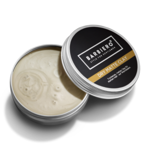 Dry Matte Clay im 100ml Silver Case