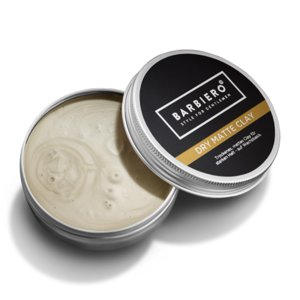Dry Matte Clay im 100ml Silver Case