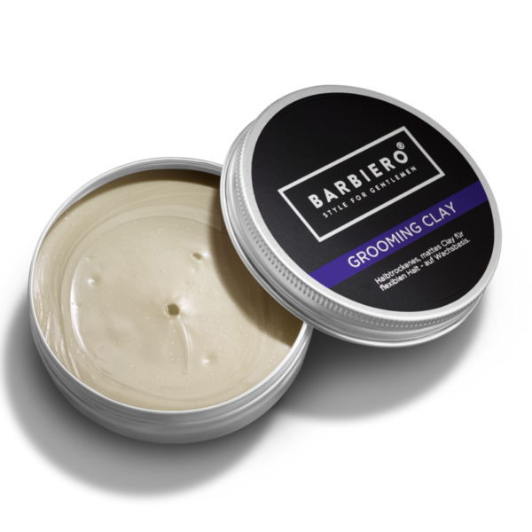 Grooming Clay im 100ml Silver Case