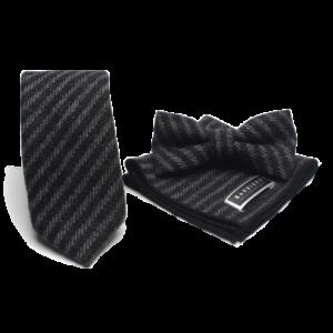 Durham Krawatte Fliege Einstecktuch